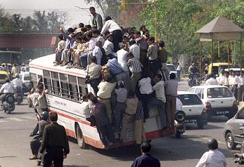 Priorizar o transporte público