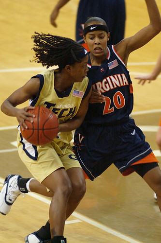 Virginia at Georgia Tech women's basketball