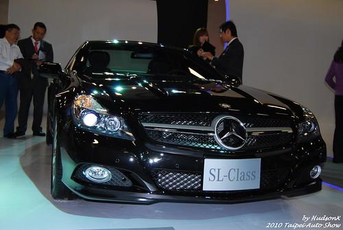 Benz SL系列