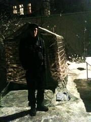 the sauna master