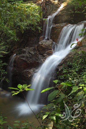 Sungai Pisang Waterfall