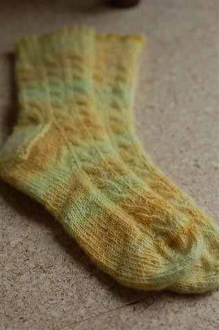 Handknitted Socks