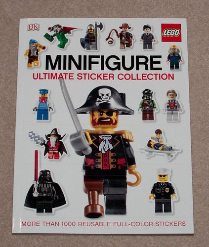 DK Minifigure Ultimate Sticker Collection