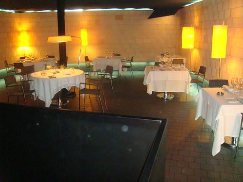 Salón central