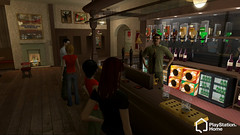 PlayStation Home - theLondonPub 2