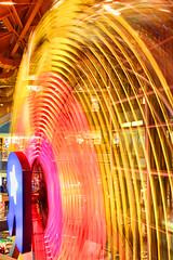 Ferris Wheel in Toys R Us (Gary Burke.) Tags: nyc newyorkcity longexposure ny newyork canon eos rebel ride manhattan midtown timessquare ferriswheel gothamist toysrus garyburke t1i canoneosrebelt1i