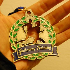 Galloway Training Medal
