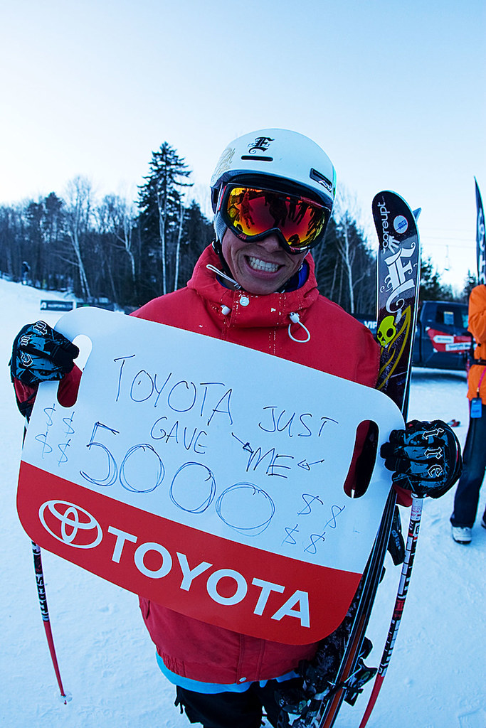 Gus Kenworthy - Big Air Winner