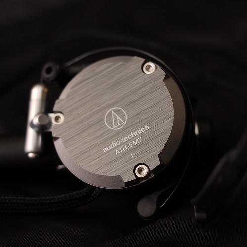 Audio-Technica EM7(鐵灰)
