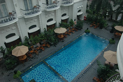 Pool at The Phoenix, Yogyakarta