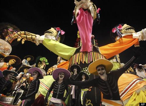 リオのカーニバル 画像5