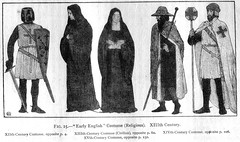 early english costume