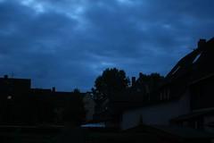 Morgens um 4 - es wird langsam hell
