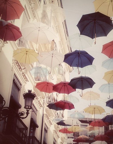 Umbrellas 650