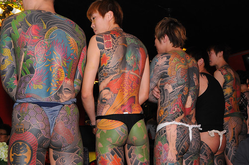 Universal Tattoo Club festival環球刺青俱樂部開幕式-2