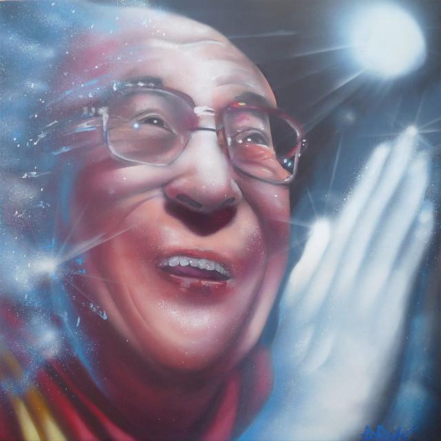El camino a la luz - Dalai Lama by Berok