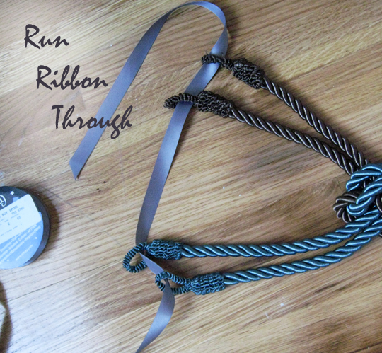 DIY Rope Necklace 5