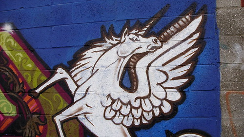 graffiti detail