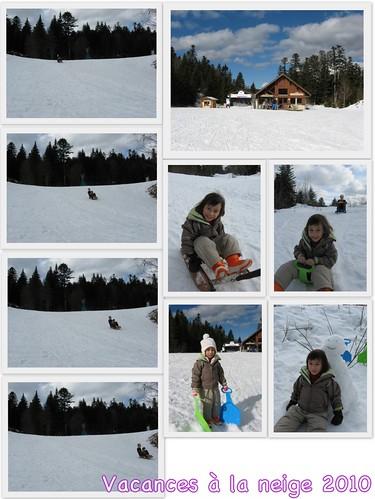 vacances neige 2010