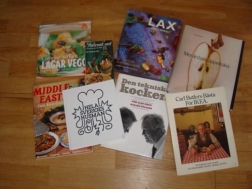 Gallrade kokböcker