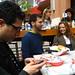 Tantek, Riccardo and Dr. Kiki
