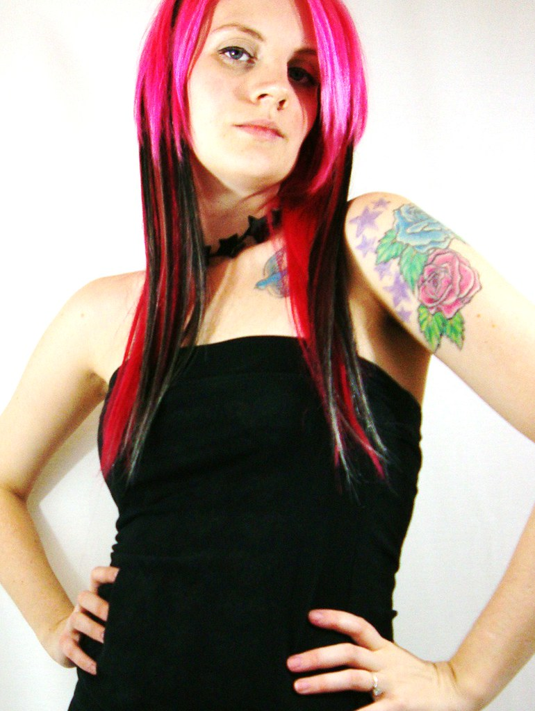 The worlds best photos by rockstar hair extensions flickr hive mind pink and black hair rockstar hair extensions tags wwwrockstarhairextensionscom pmusecretfo Images