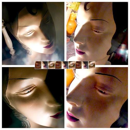 Dos caras de una Mujer