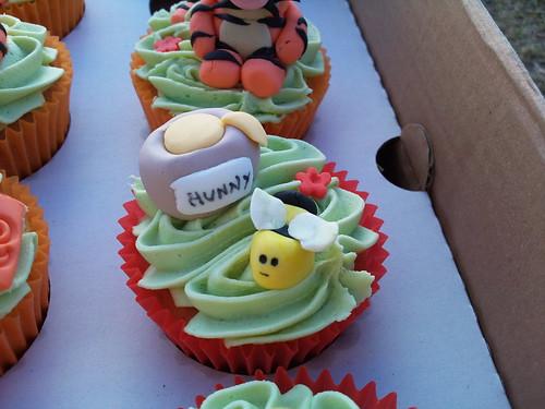 Hunny Bee Cupcakes