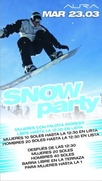 Snow Party - Aura