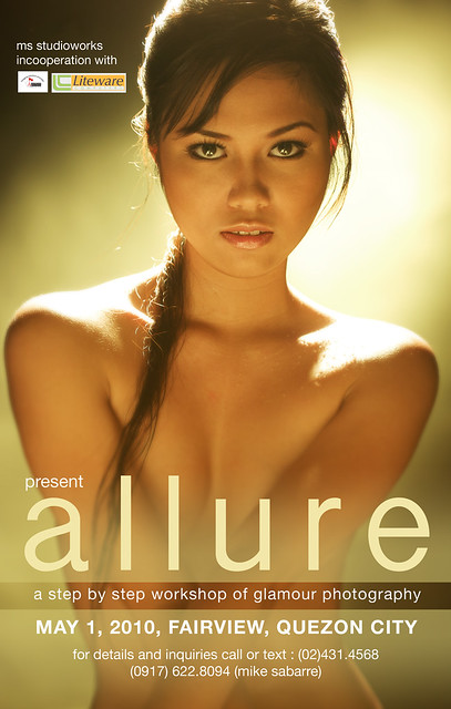 ALLURE by BORJ Meneses by mikesabarre