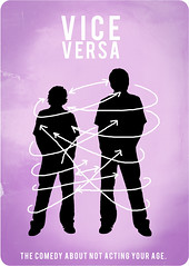 vice versa (madfishes) Tags: poster 80s redesign viceversa fredsavage