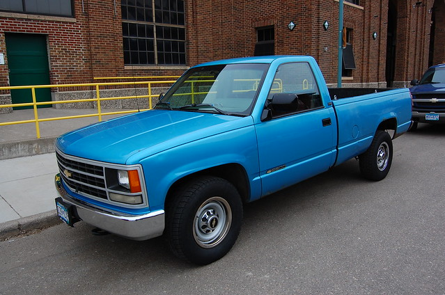 chevrolet truck 1993 chevy 2500