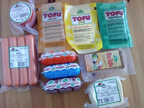 Vegan Food from Slovakia