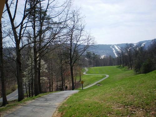 Golfing in Virginia