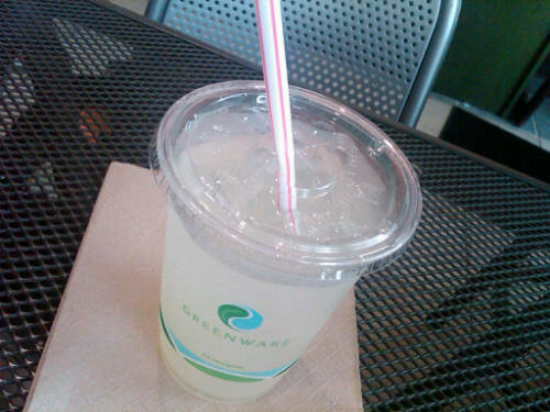 Java Green Fresh Lemonade