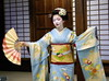 Maiko Naokazu (September_Okayama) Tags: portrait music beauty japan garden temple japanese dance kyoto pentax performance maiko geiko geisha 京都 tamron 舞妓 kamishichiken 上七軒 naokazu 尚可寿