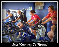 Spin Your Way To Fitness!
