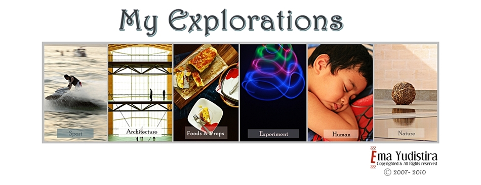 My Explorations