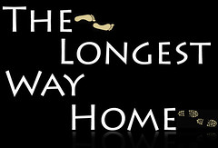 The Longest Way Home Logo bottom mirror only