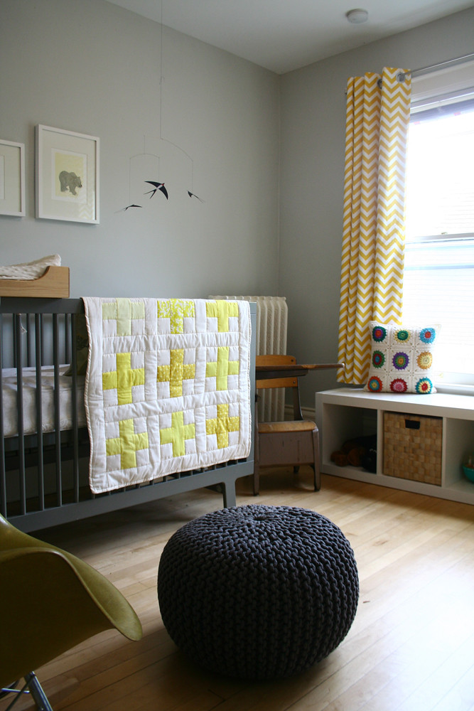 A Glimpse into The Baby's Room