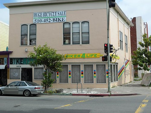 Bikes 4 Life Oakland Bikes Life is a