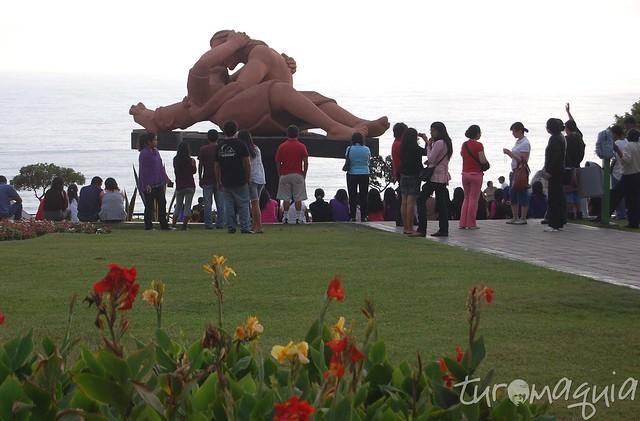 Parque del Amor - Peru