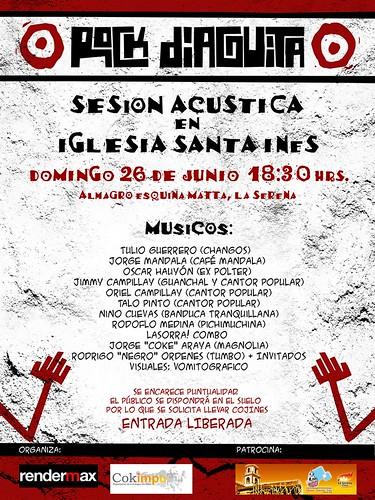 ROCK DIAGUITA SESION ACÚSTICA by Oscar Hauyon