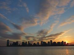 Sunset (Keith Michael NYC (2 Million+ Views)) Tags: newjersey jerseycity nj