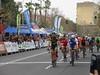 Victoria de Bryan Coquard. 4ª etapa (La Campana - Sevilla) Vuelta Ciclista a Andalucía 2017. Sevilla.