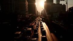 ถนน การจราจร การขนส่ง ตะวันตก กรุงเทพ