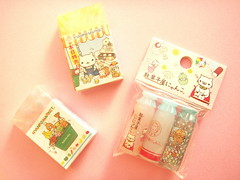 Kawaii Cute Nyan Nyan Nyanko Eraser & Pencil Cap San-x Japan (Kawaii Japan) Tags: pink food anime cute smile animals japan shop pencil cat shopping asian happy japanese store nice pretty character eraser adorable cutie goods collection plastic lindo cap stuff kawaii fancy sweets collectible lovely cuteness stationery goodies stationary niedlich  milkbottle gentil sanx foodshop nyanko atraente grazioso japanesestore cawaii japaneseshop pencilcap nyannyannyanko kawaiigoods fancyshop kawaiistuff kawaiishopping nyankomarket kawaiigoodies kawaiijapan kawaiistore kawaiishop japanesekawaii kawaiishopjapan dagashiyanyanko momandpopcandystore