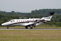 G-EDCM - 525A-0213 - Air Charter Scotland - Cessna 525A Citation CJ2 - Luton - 090617 - Steven Gray - IMG_4440