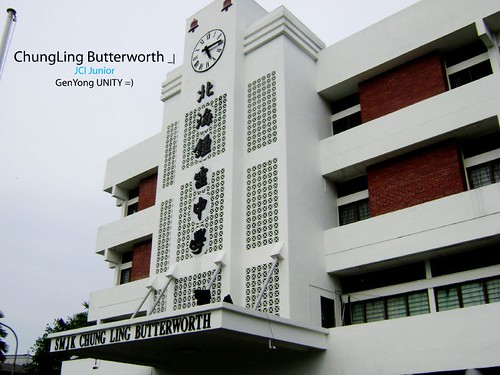 ChungLing Butterworth