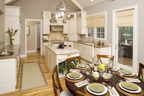 The Laurelwood Kitchen Design